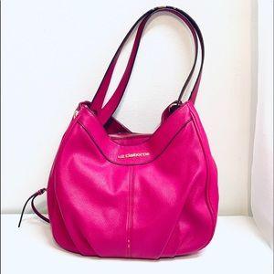Liz Claiborne Hot pink Shoulder Bag